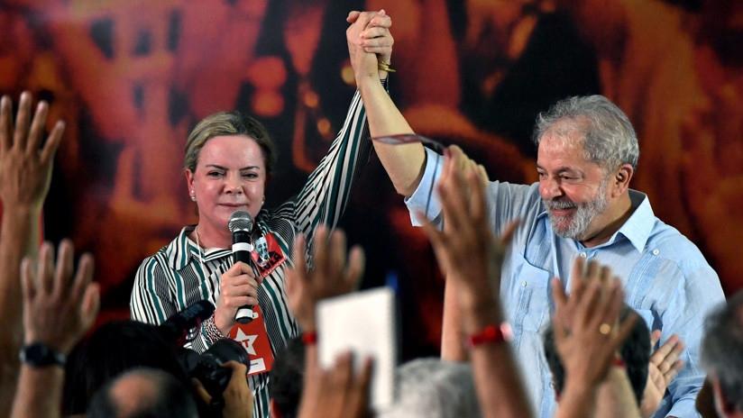 Lula sigue liderando las encuestas para presidenciales