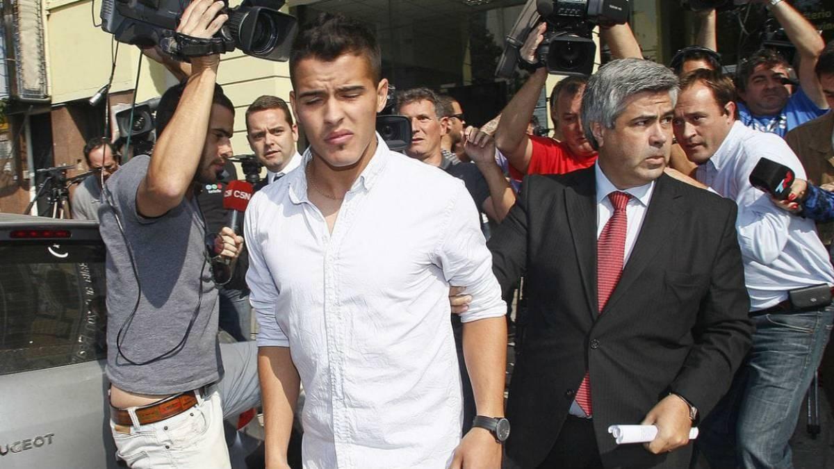 Confirmaron la condena y Alexis Zárate está cerca de ir preso