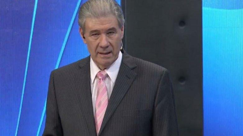 Allanaron a Víctor Hugo Morales por un juicio que le hizo Cablevisión