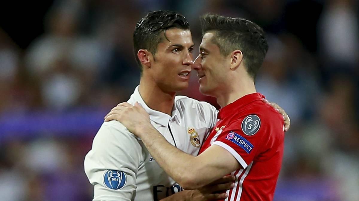 Se rompe la negociación entre el Madrid y Lewandowski — Sky