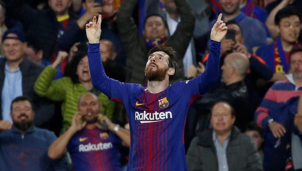 Messi amplió su ventaja en la carrera por la Bota de Oro