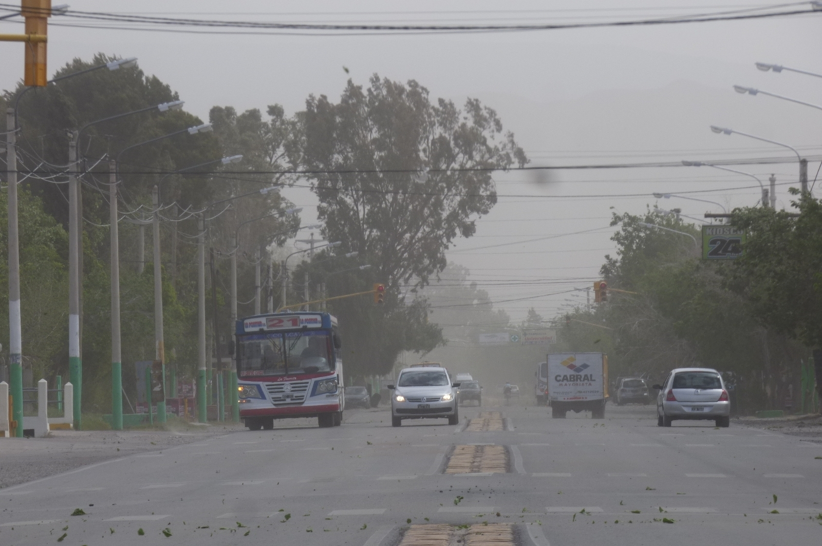 Se espera lluvia y posible caída de granizo en CDMX