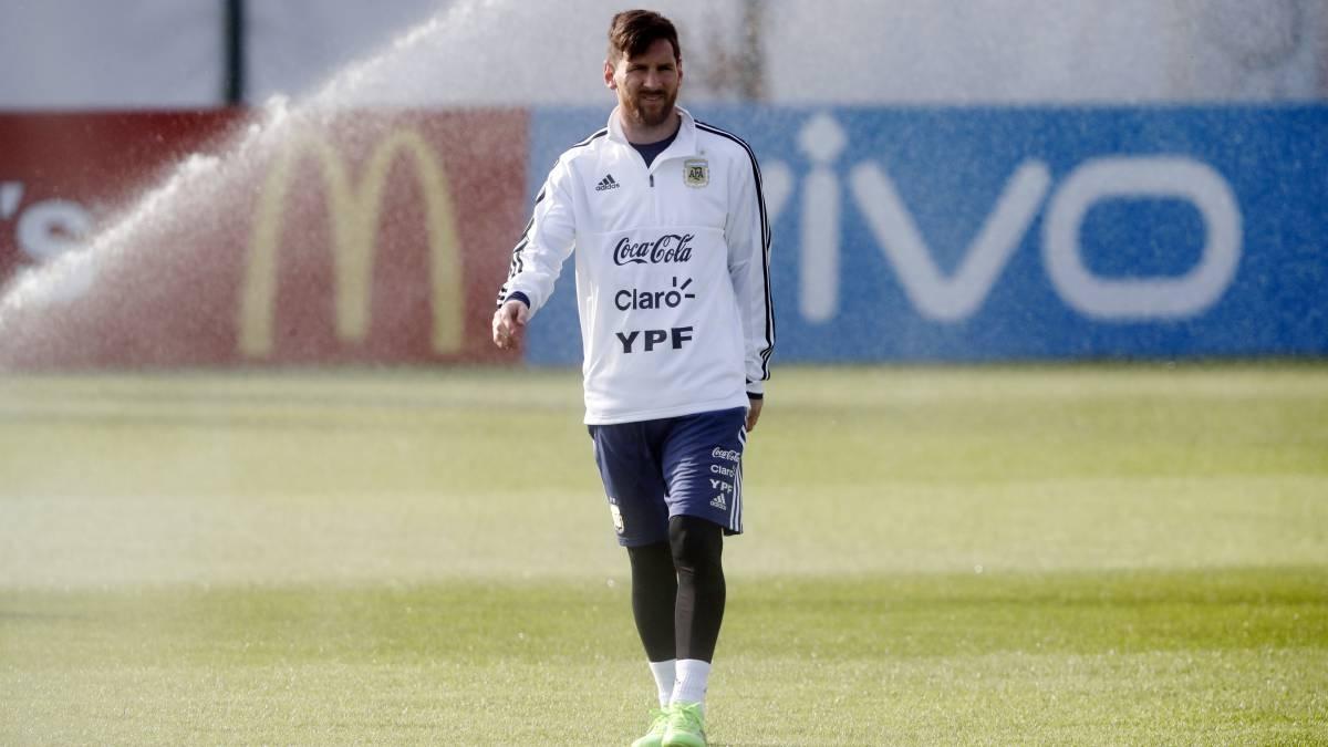 Messi no descarta jugar el Mundial de Qatar en 2022