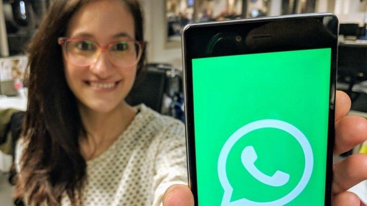 Actualización: WhatsApp te permite conocer si un mensaje fue reenviado
