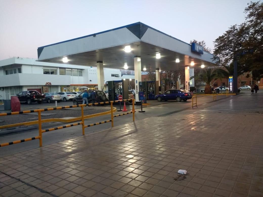 Otro aumento de los combustibles