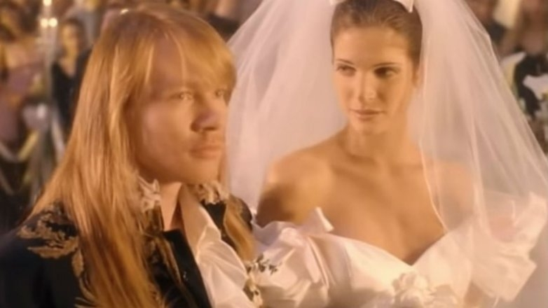 November rain, el video récord de los Guns N' Roses