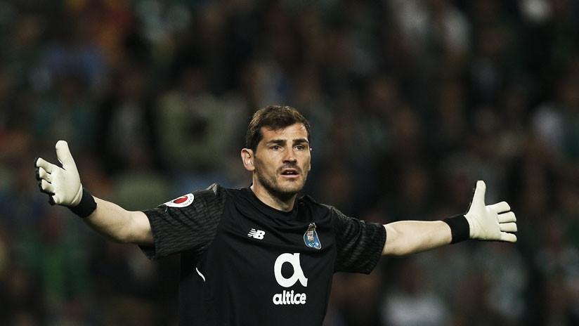 Cachondeo en Twitter con el tema de la cena de Iker Casillas