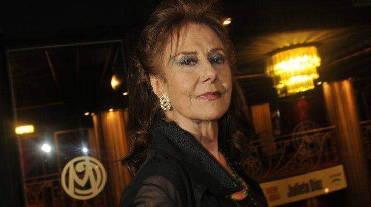 Dolor: falleció la actriz María Concepción César