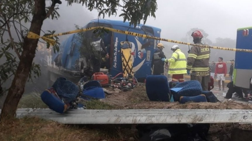 11 muertos y 36 heridos hinchas de El Barcelona