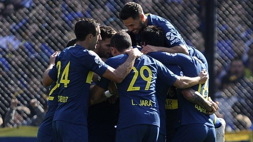 Tras la goleada que sufrió Boca ante Barcelona, estallaron los memes