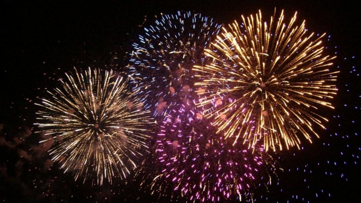 Video Festival Internacional De Fuegos Artificiales Vuelve A Pintar