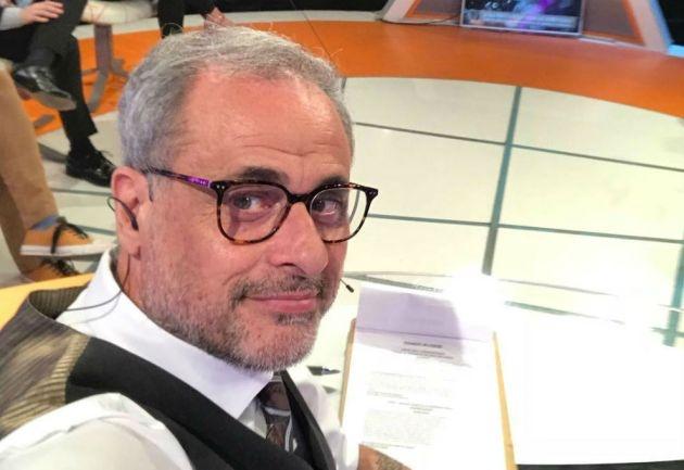 Dady Brieva es el posible reemplazante de Jorge Rial en Intrusos