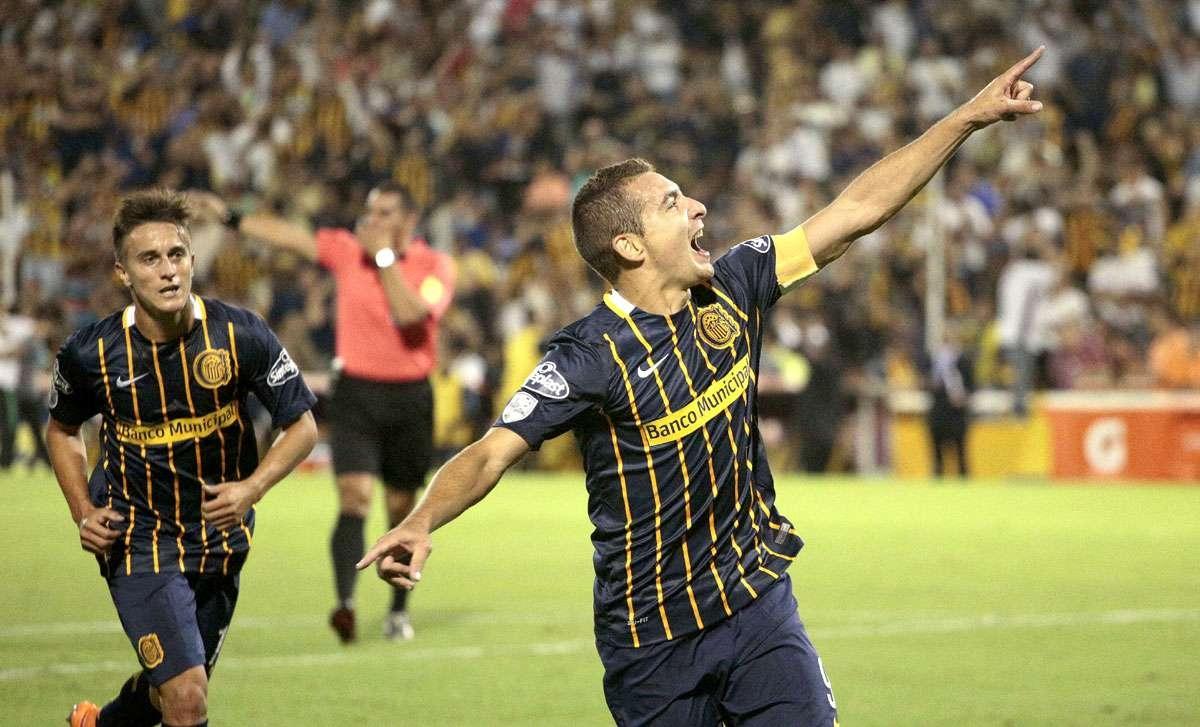Marco Ruben no irá a Santos y se quedará en Rosario Central - Canal ...