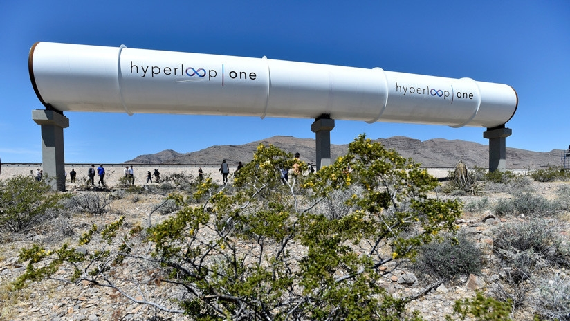 Hyperloop instalará un centro de desarrollo en España