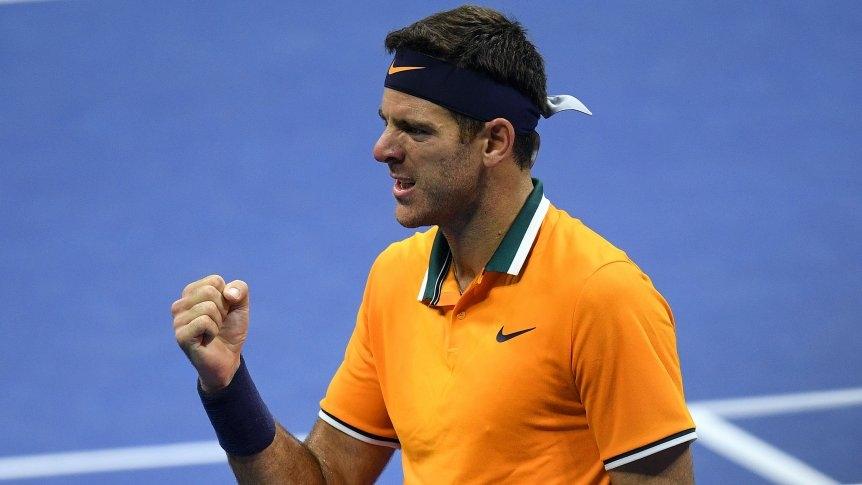 Increíble: El pelotazo de Djokovic a Federer en la Laver Cup