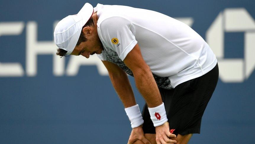 Guido Pella perdió en su debut en el ATP 250 de Chengdú