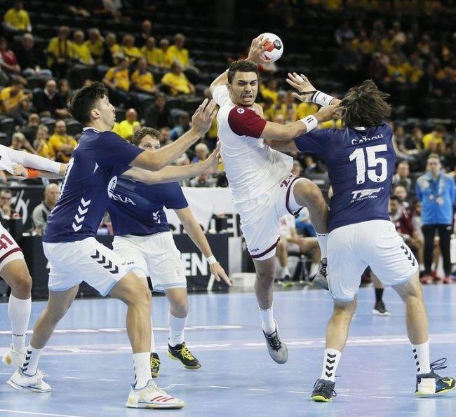 Deportes Los Gladiadores rescataron un empate en su debut en el Mundial