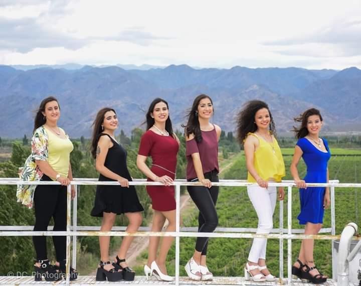 Presentaron a las candidatas a Embajadoras de San Martín - Canal 13 San Juan TV