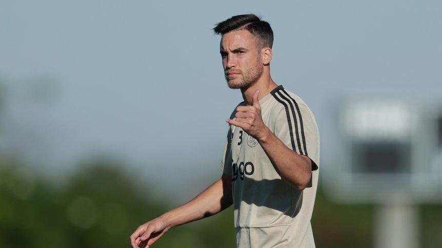 Tagliafico aparece en el horizonte del Real Madrid
