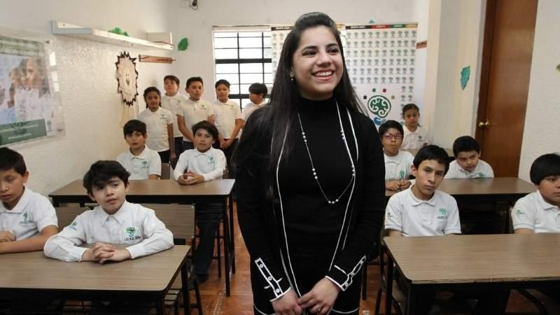 Dafne Almazán es la primer menor de edad en ingresar a Harvard