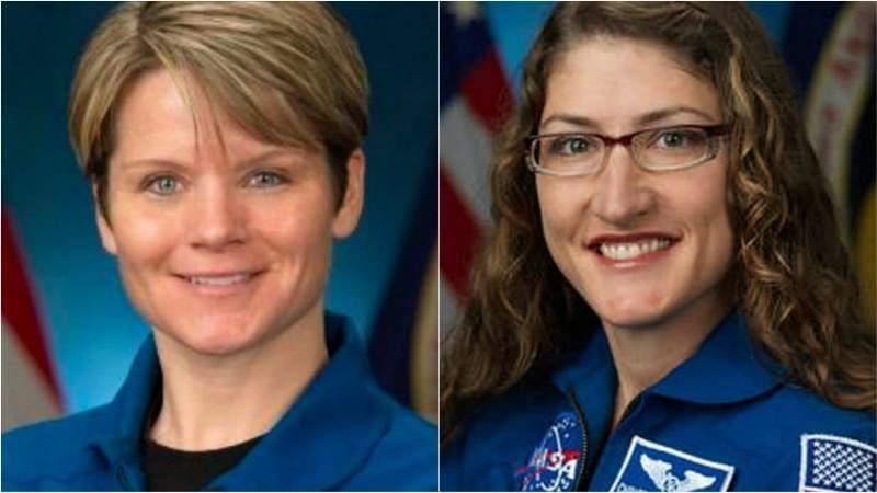 La NASA anuncia la primera caminata espacial realizada solo por mujeres