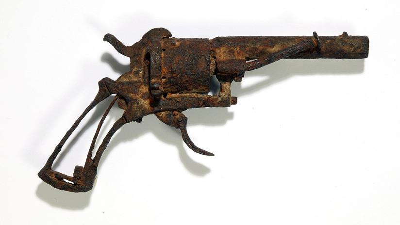 Subastarán arma con la que Van Gogh se habría suicidado