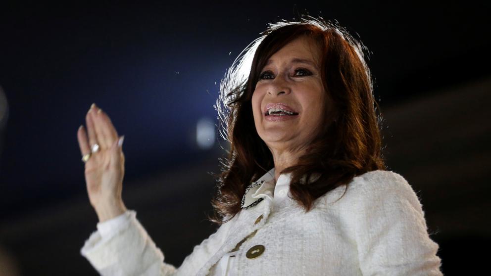 Cristina: