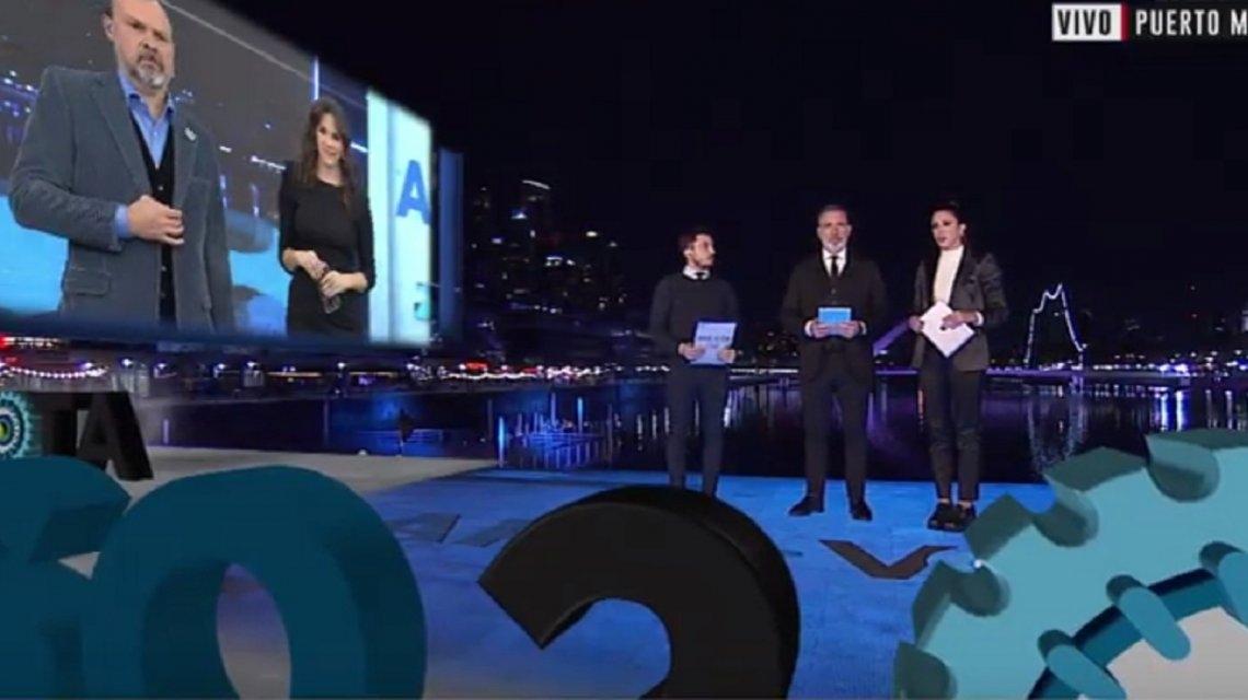 C5N lideró el rating de los canales de noticias de cable en