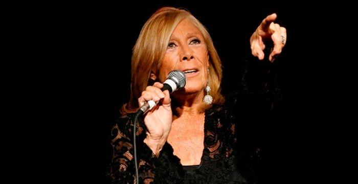 La cantante Amelita Baltar sufrió un ACV durante su ciclo radial - Espectáculos