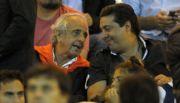 Angelici compar� a D'Onofrio con Mauricio Macri