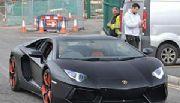 El Kun se compr� una Lamborghini de u$s 1,5 M