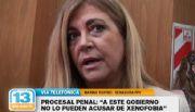 Riofr�o defendi� la expulsi�n de extranjeros delincuentes