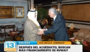 Los kuwait�es podr�an financiar la segunda circunvalaci�n