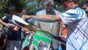 Los argentinos del Six Days entusiasmaron a Gioja con las motos
