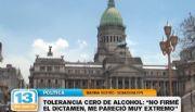 Riofr�o, en duda por la ley de tolerancia cero de alcohol