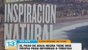 """Agua Negra: Lanzaron una """"gu�a para el viajero"""""""