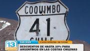 Descuentos de hasta 20% para argentinos en costas chilenas