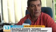 """Esc�ndalo en Junta M�dica: """"Los psiquiatras inducen a los docentes a la violencia"""""""