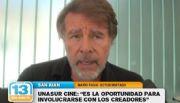 Mario Pasik, por primera vez en Unasur Cine