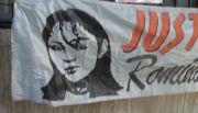 A 10 a�os de la muerte de Romina Chirino, reclamaron justicia