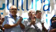 Castro tambi�n pide un frente opositor bien amplio