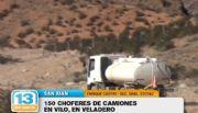 Veladero: Tensión por 150 camioneros que YPF se sacó de encima