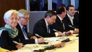 Para el FMI, Grecia necesitar� � 36.000 M adicionales de sus acreedores