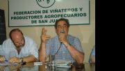 Vi�ateros dialogaron con todos los intendentes menos con Abarca