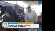 Dante desembarc� en la Feria con un proyecto cultural