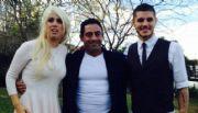 El comunicado de Wanda Nara ante la grave situaci�n de su t�o Carlos Colosimo