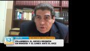 Pelambres: El jueves, cumbre de empresas en Minería