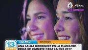 Caucete eligi� a Ana Laura Rodr�guez como Reina del Sol
