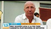 Confirmado: Mac Allister viene a la Fiesta del Sol