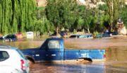 Evacuaron a 300 personas por un temporal en Tilcara